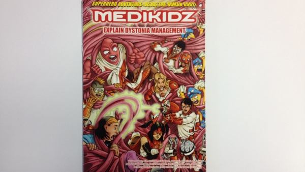 Medikidz explain dystonia management