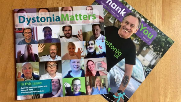 Dystonia Matters Issue 101