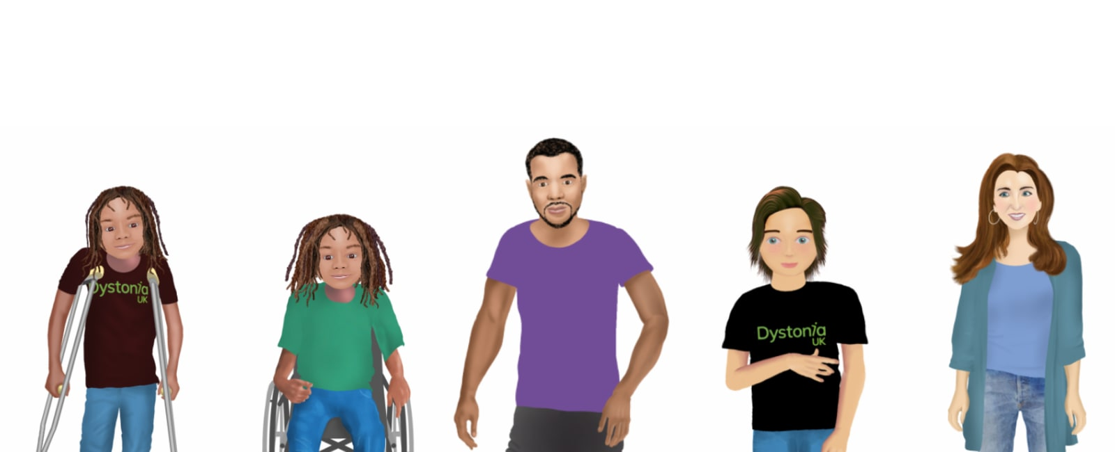 Dystonia Animated