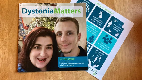 Dystonia Matters Issue 102