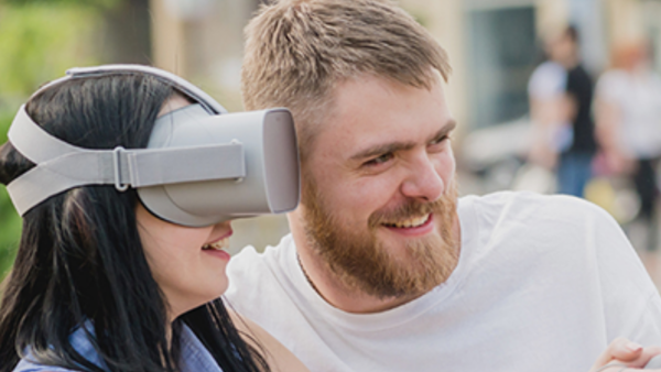 Opportunity to take part in 'virtual reality' research project